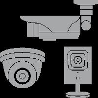 IP Камеры видеонаблюдения купить в интернет магазине ФБС+