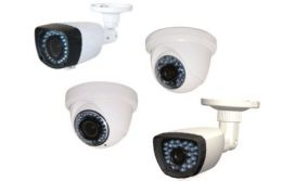 AHD-Видеокамеры с разрешением 4.0 Мегапикселя