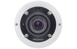 Новинка! 12 МП (4К) FISHEYE IP-КАМЕРА BD3990FL2